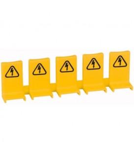 Bezpečnostní krytka pro fázové lišty EATON ZV-BS-G 104903