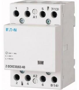 Instalační stykač EATON Z-SCH230/63-40 248856