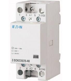 Instalační stykač EATON Z-SCH230/25-04 248848