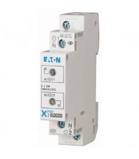 Signálka zelená LED EATON Z-EL/G230 /284922/