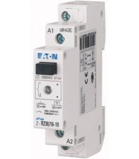 Instalační relé EATON 230VAC 1NC Z-R230/16-01 ICS-R16A230B010