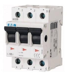 Instalační vypínač EATON IS-125/3 125A 276288