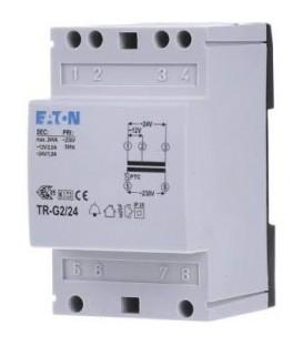 Zvonkový transformátor EATON TR-G2/24 230V/12/24V 24VA 272484
