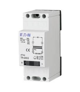 Zvonkový transformátor EATON TR-G3/8 230V/4/8/12V 8VA 272481
