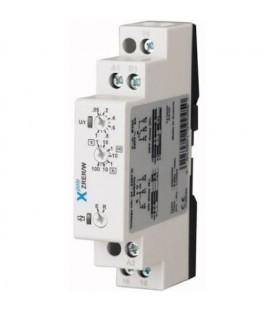 Časové relé EATON ZRER/W 0,05s-100h 1 přepínací kontakt 2 funkce 110405