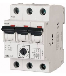 Motorový spouštěč EATON Z-MS-40/3 25-40A 248414