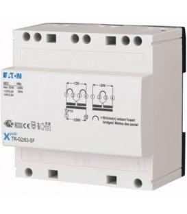 Zvonkový transformátor EATON TR-G2/63-SF 12/24V 63VA bezpečnostní 272485