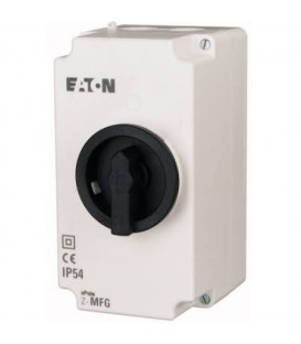 Skříň pro motorový spouštěč IP54 ZAP/VYP N svorkovnice EATON Z-MFG/NL 248384