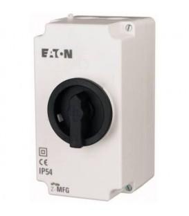 Skříň pro motorový spouštěč IP54 ZAP/VYP/STOP N svorkovnice EATON Z-MFG/NOT 248385