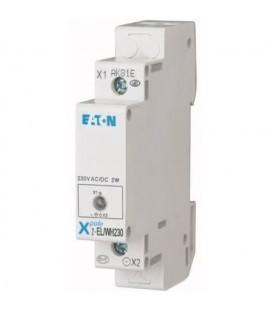 Světelné návěstí bílá 230V AC/DC EATON Z-EL/WH230 107494