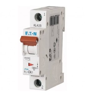 Jistič EATON PL7-4/1/C-DC 4A PL7-C4/1-DC 264885