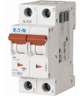 Jistič EATON PL7-10/2/C-DC 10A PL7-C10/2-DC 264900