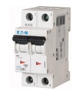 Jistič EATON PL7-40/2/B 40A PL7-B40/2 262769