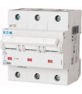 Jistič EATON PLHT-50/3/B 50A PLHT-B50/3 248028