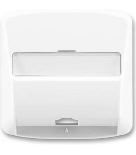 ABB Tango kryt zásuvky telefonní bílá 5013A-A00213 B