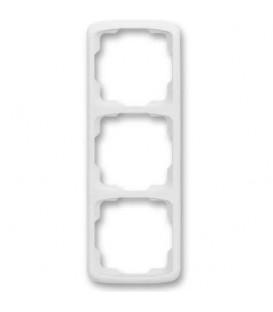 ABB Tango trojrámeček svislý bílá 3901A-B31 B