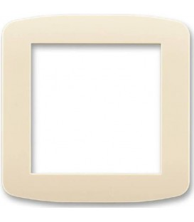 ABB Tango kryt přístroje osvětlení s LED nebo adaptéru Profil 45 bílá 5016A-A00070 B