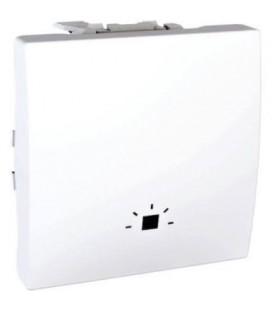 Schneider Unica tlačítkový stmívač LED zdrojů 12V polar MGU12.206.18L