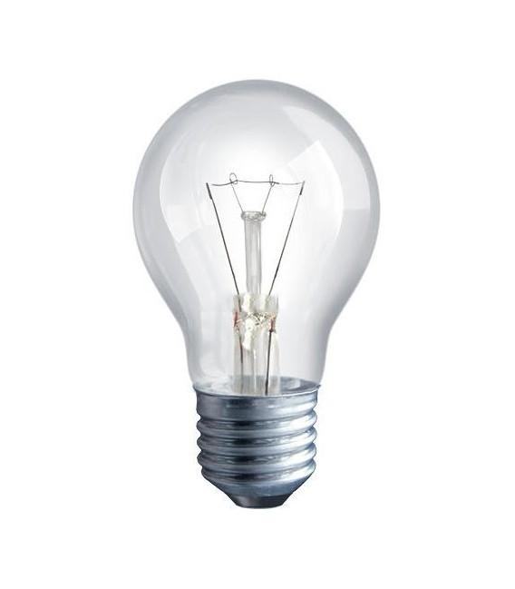 Žárovka čirá TES-LAMP otřesuvzdorná 60W A55 240V E27