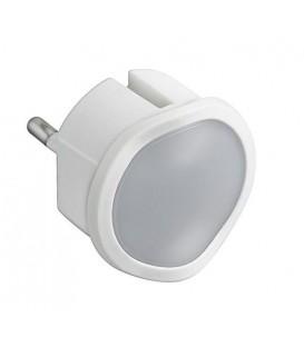 Svítidlo orientační/noční Legrand do zásuvky 0,06W bílá 50676