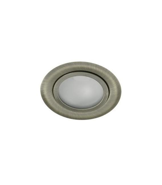 Podhledové svítidlo Kanlux GAVI CT-2116B-C/M matný chrom 20W 00815