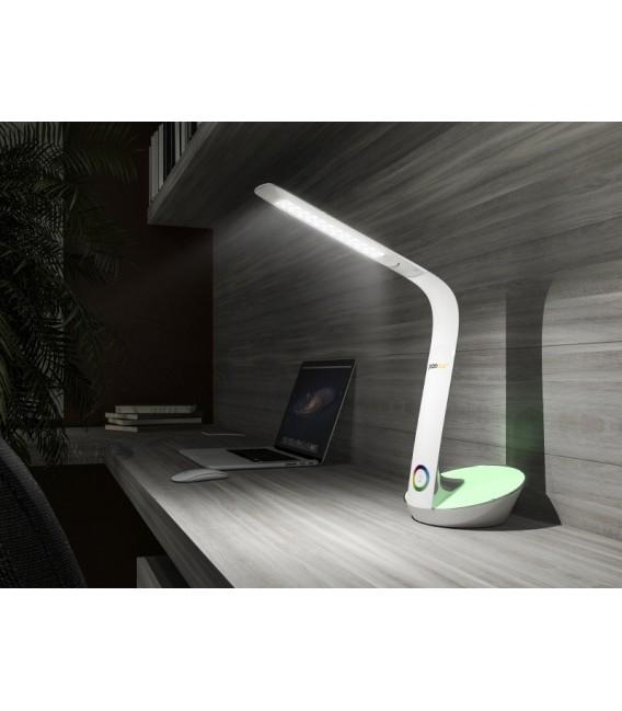 Lampička Panlux ODETTE LED s RGB podsvícením PN15300009