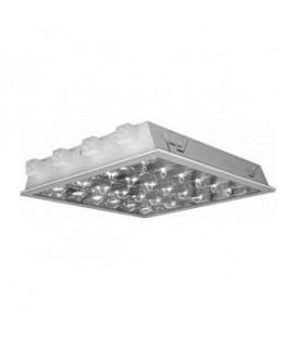 Podhledové zářivkové svítidlo MODUS I418ALU600EP M600 4x18W IP20