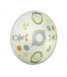 Dětské stropní svítidlo EGLO Junior 2 88972 2xE27/60W