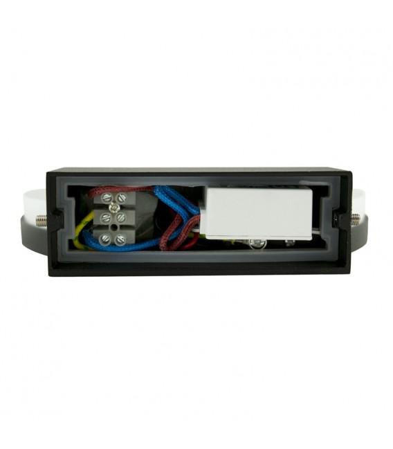 LED svítidlo McLED Framus P 9W 4000K neutrální bílá IP65 černá ML-515.012.19.0