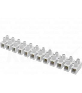 Svorkovnice lámací mosaz E-KL 0 12x1,0-4mm2 bílá (čokoláda)