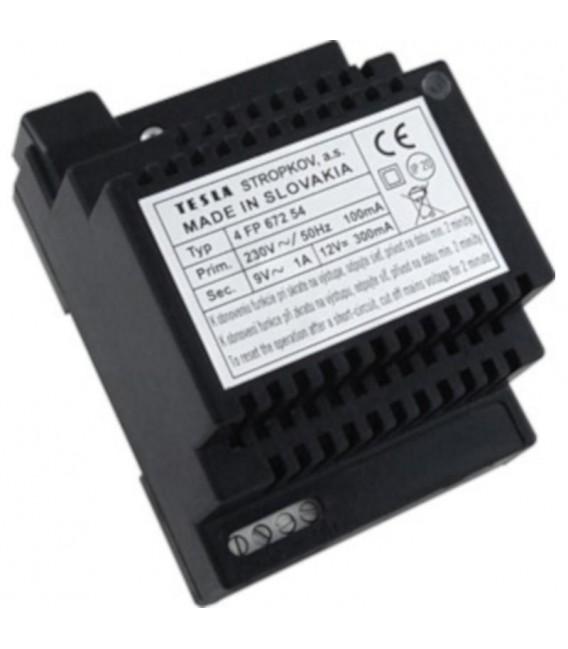 Napáječ síťový EZ TESLA 4FP 672 54