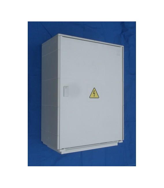Elektroměrový rozvaděč DCK ER212/NVP7P-C šedý