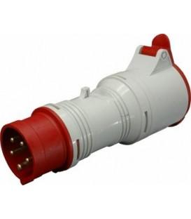 Adaptér/redukce SEZ A-3253/43 5P/4P 32A IP44 6h