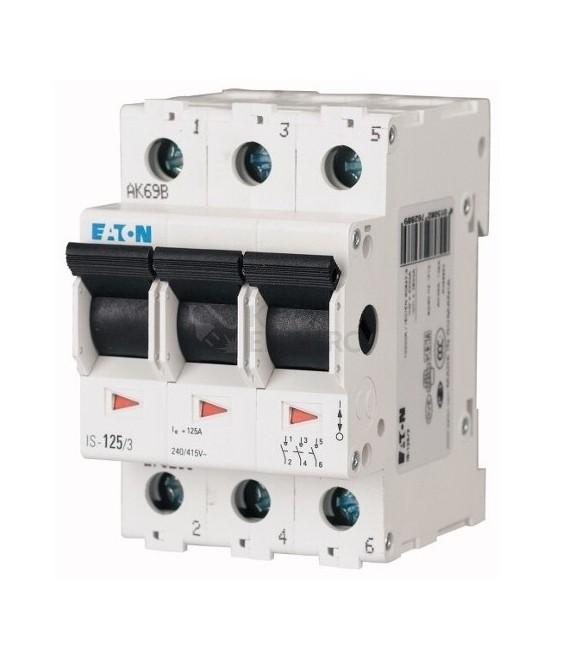 Instalační vypínač EATON IS-40/3 40A 276272