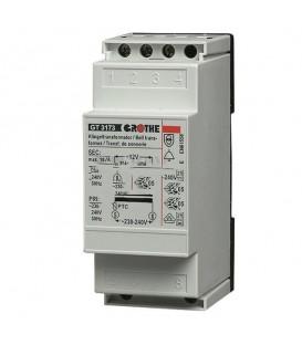 Zvonkový transformátor GT 3173 ~4/8/12V 18VA 2M 14073