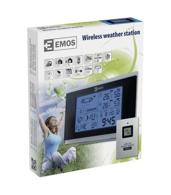 Domácí bezdrátová meteostanice EMOS E5018 AOK-5018B