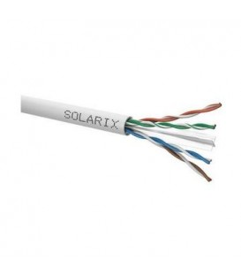 UTP kabel Solarix SXKD-5E-UTP-PVC (z boxu 305m)
