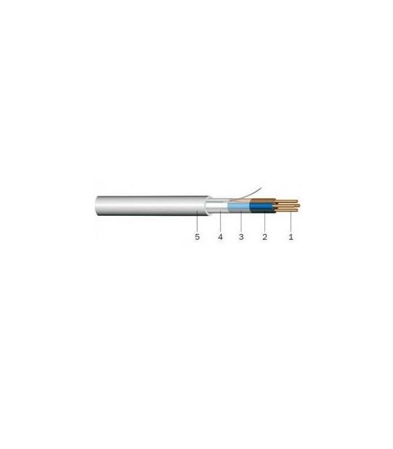 Kabel JYTY-O 4x1