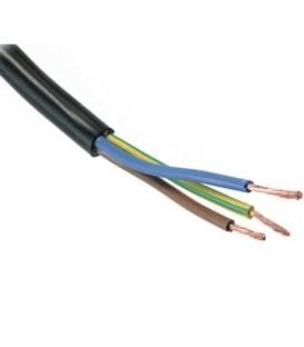 Kabel H05VV-F 3Gx1,5 bílá (CYSY 3Cx1,5)