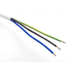 Kabel H05VV-F 3Gx2,5 bílá (CYSY 3Cx2,5)