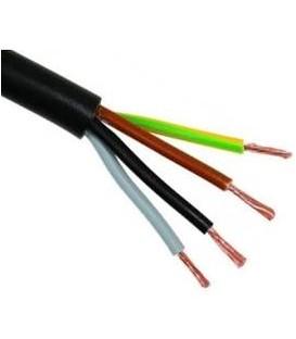 Kabel H05VV-F 4Gx1,5 černá (CYSY 4Bx1,5)