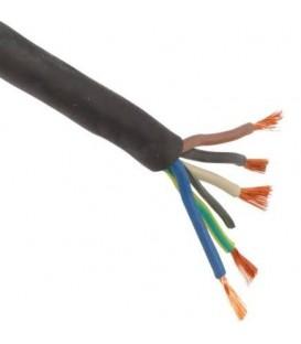Kabel H05RR-F 5Gx1,5 (CGSG 5Cx1,5)