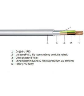 Kabel JYTY-O 3x1