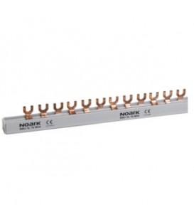 Propojovací lišta 3F 10mm2 Noark BBU 3L 10 M54