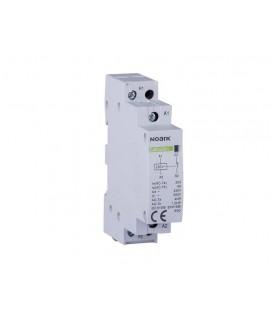 Instalační stykač Noark Ex9CH20 11 220/230V 50/60 Hz 20A 1NC+1NO 102402