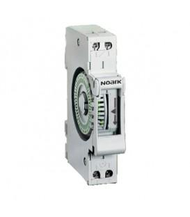 Spínací hodiny analogové Noark Ex9TAMQ 1NO 230V