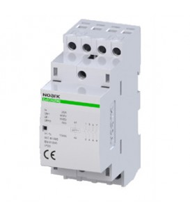 Instalační stykač Noark Ex9CH20 22 220/230V 50/60Hz 20A 2NC+2NO