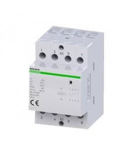 Stykač instalační Noark Ex9CH63 40 220/230V 63A 4NO 102427